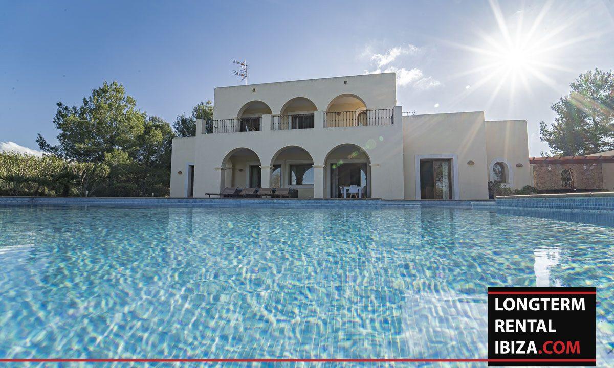 Long term rental ibiza - Villa Mercedes 34