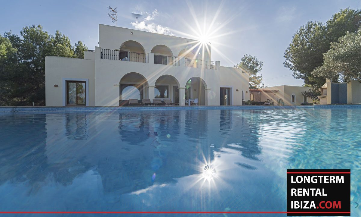 Long term rental ibiza - Villa Mercedes 36