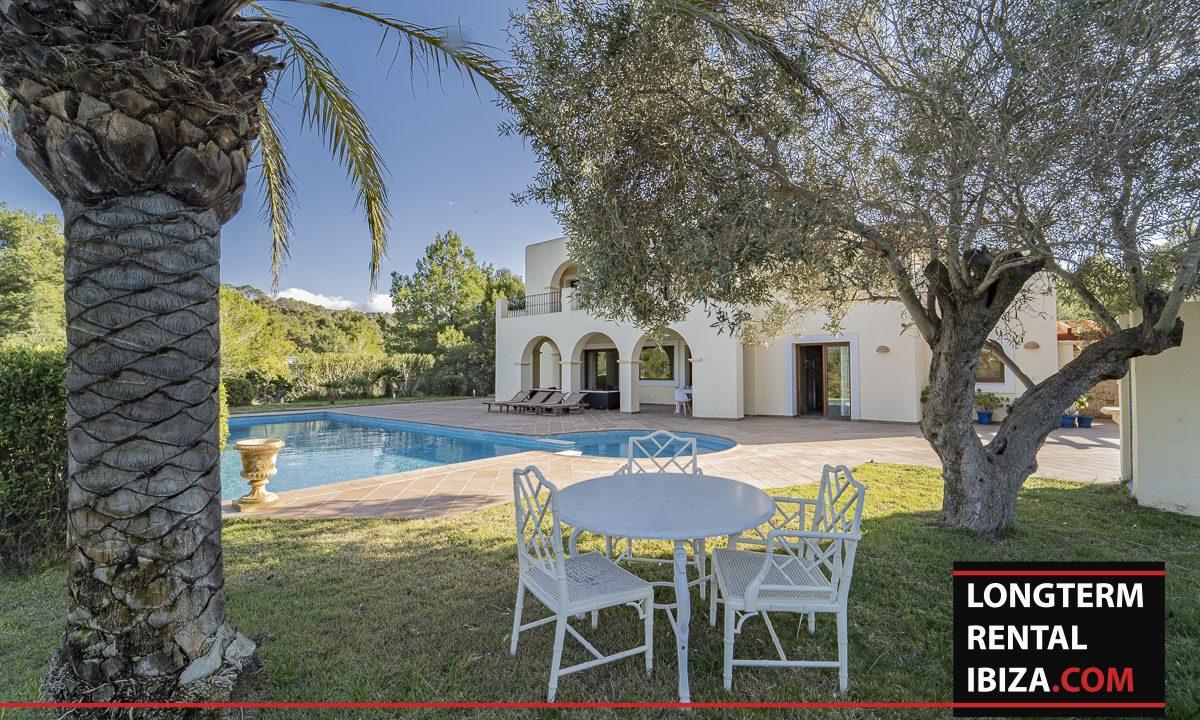 Long term rental ibiza - Villa Mercedes 37