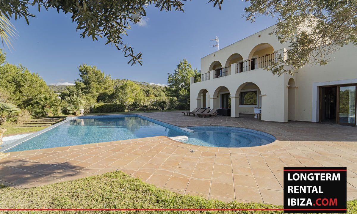 Long term rental ibiza - Villa Mercedes 38