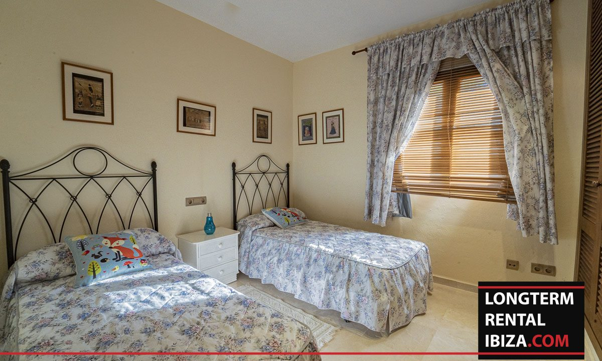 Long term rental ibiza - Villa Mercedes 4