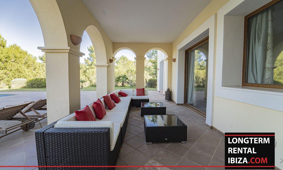 Long term rental ibiza - Villa Mercedes 40