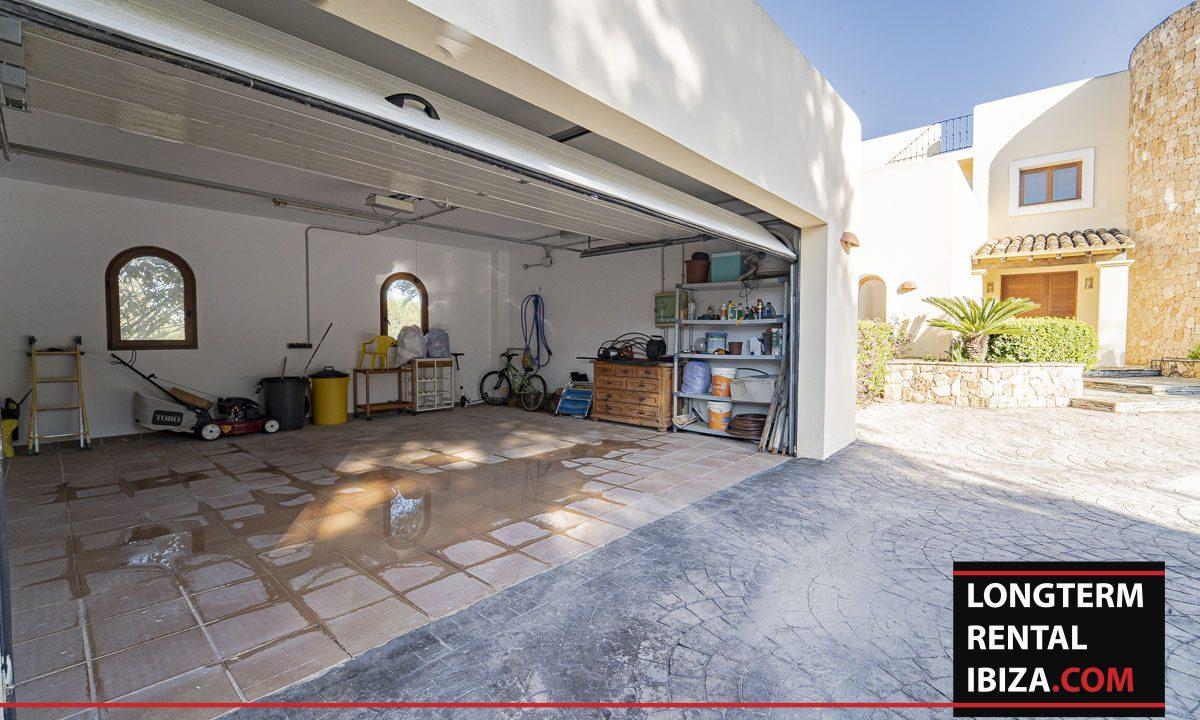 Long term rental ibiza - Villa Mercedes 41