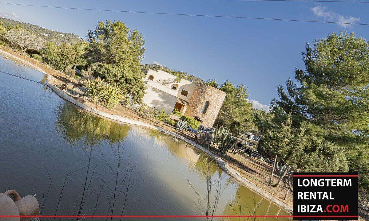 Long term rental ibiza - Villa Mercedes 42