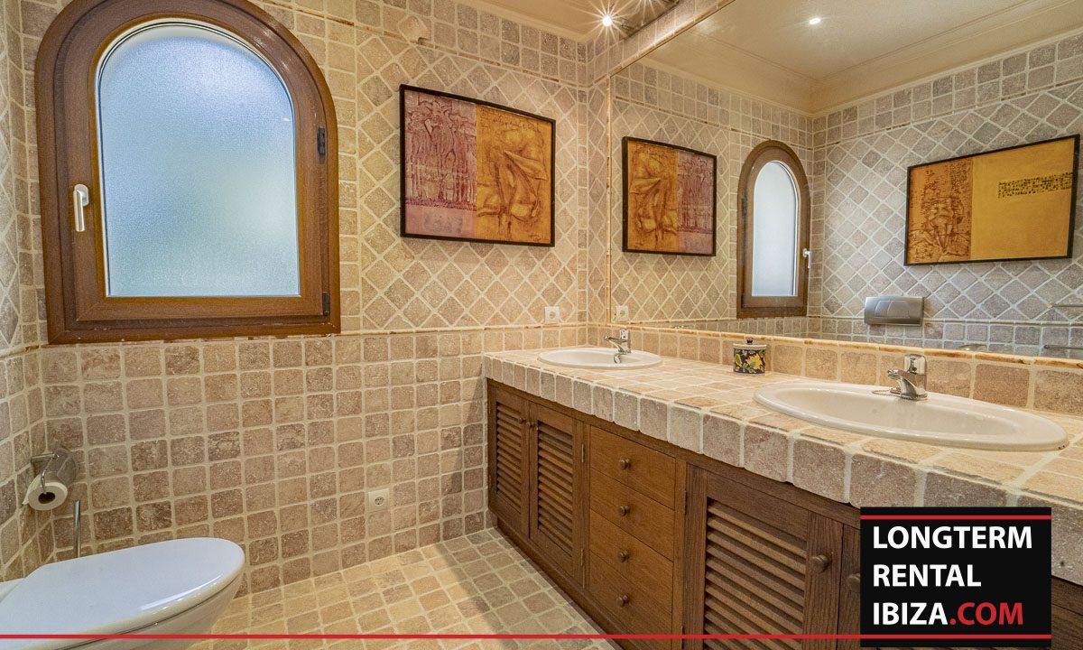 Long term rental ibiza - Villa Mercedes 45