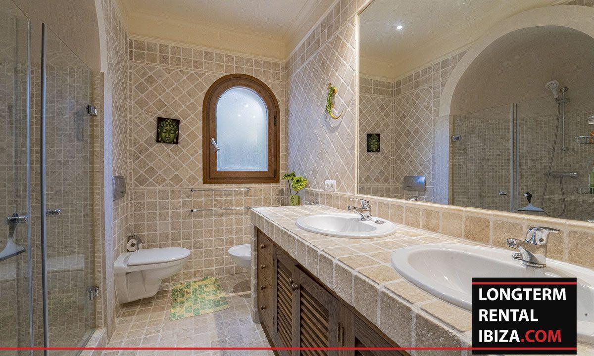 Long term rental ibiza - Villa Mercedes 46