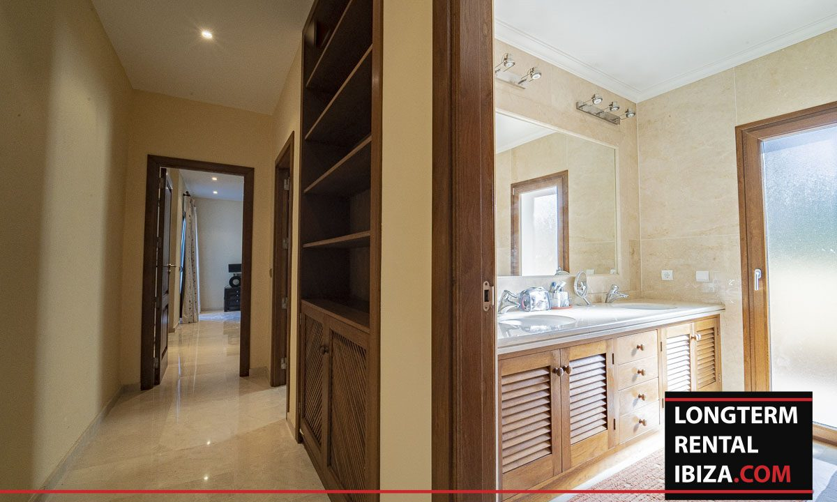 Long term rental ibiza - Villa Mercedes 5