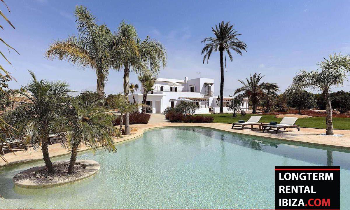Long term rental Ibiza - Villa Nova