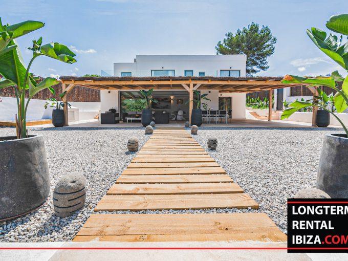 Long term rental Ibiza - Villa Balearic