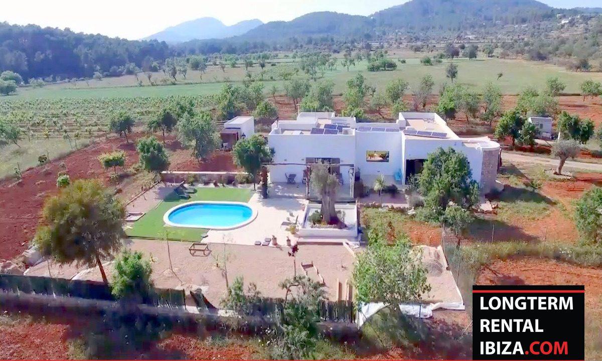 Long term rental Ibiza - Villa de Mateo