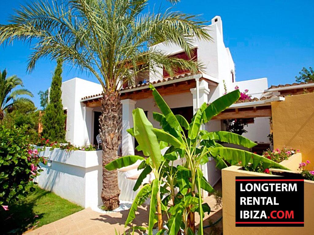 Ibiza Long term rental Villa with tennis court