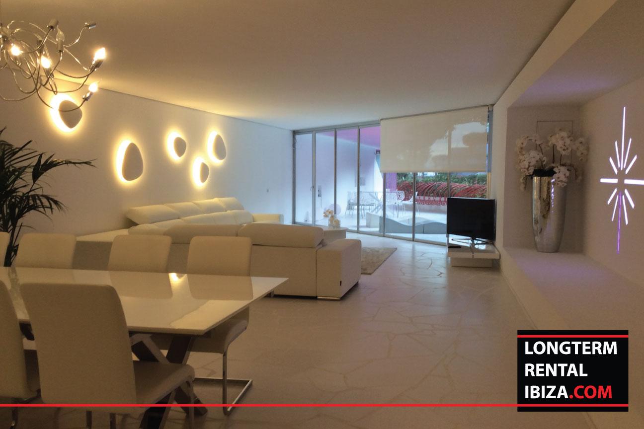 Long term rental Ibiza apartment Las Boas Ambiente