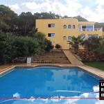Long term rental Ibiza Villa Oase