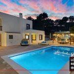 Long term rental Ibiza - Villa Vacationes
