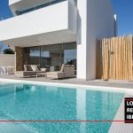 Long term rental ibiza Villa Punta Vista Buena