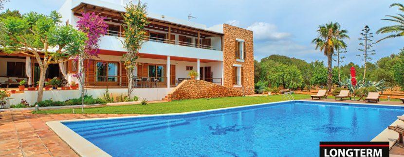 Long term rental Ibiza Villa Retreat