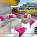 Long term rental ibiza Las Boas Purple Three