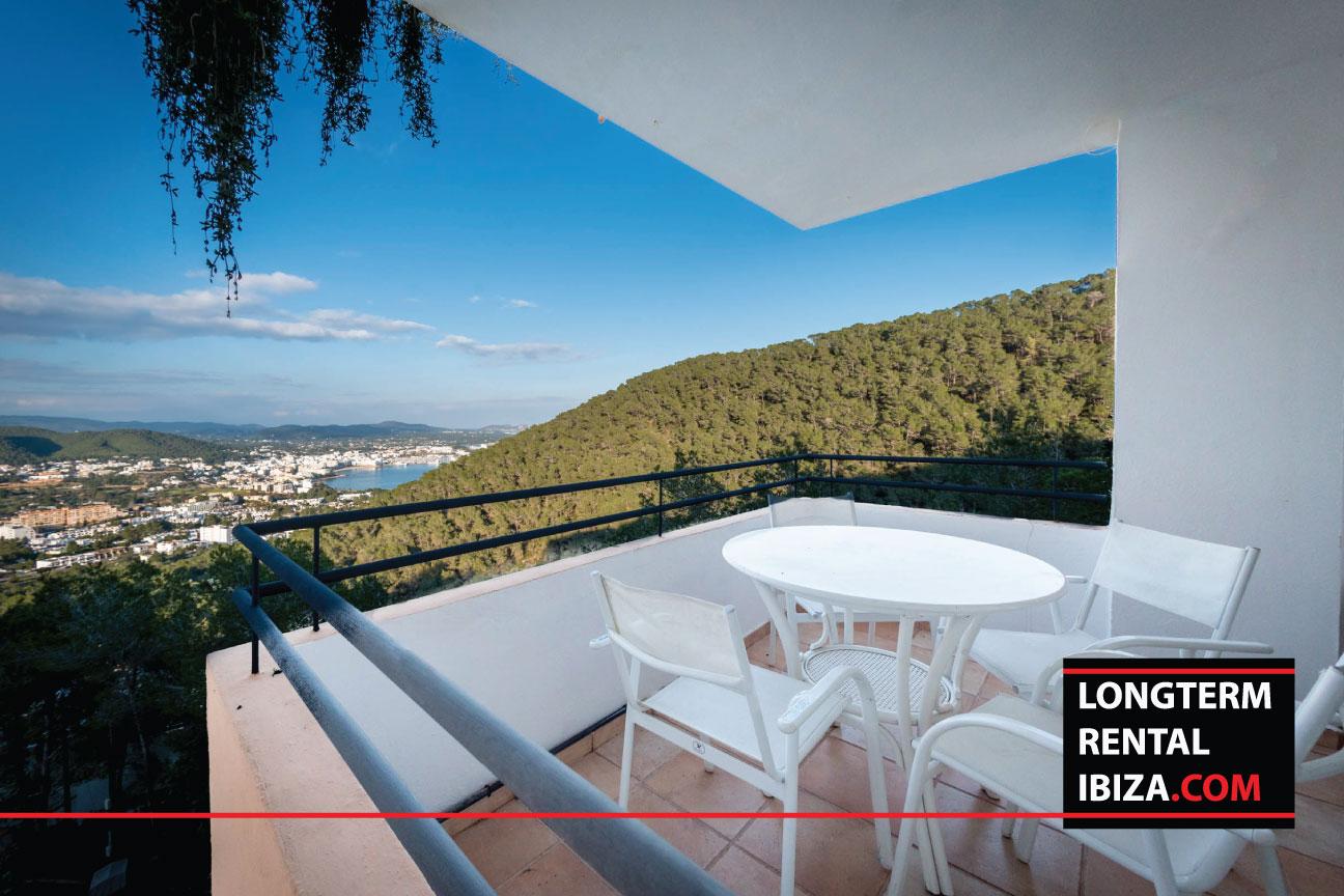 Long term rental Ibiza Apartment Siesta