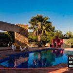 Long term rental Ibiza Villa Peralta