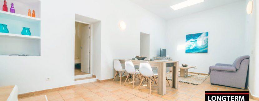 Long term rental ibiza Finca LLisa