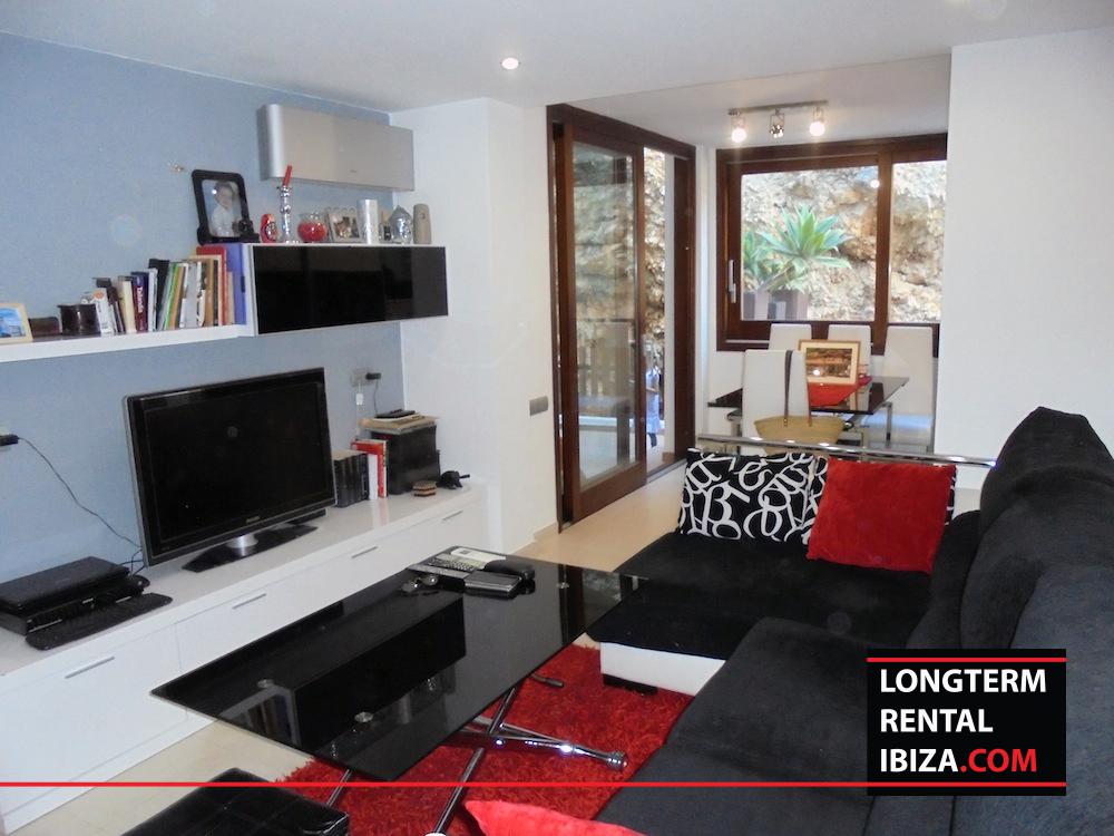Long term rental ibiza Apartment Portinax