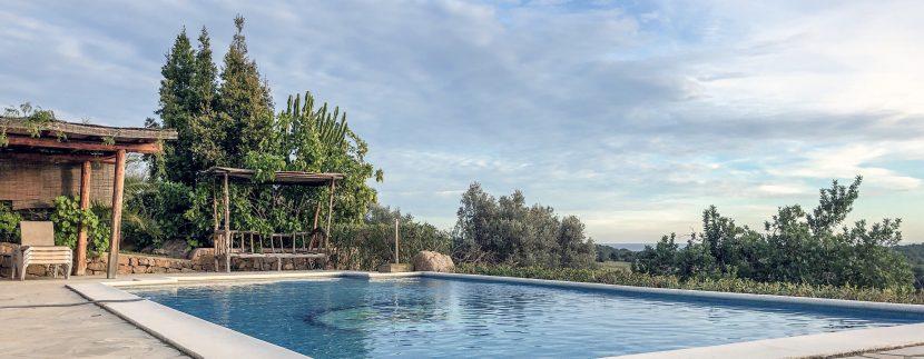 Long term rental villa Carlossa 12