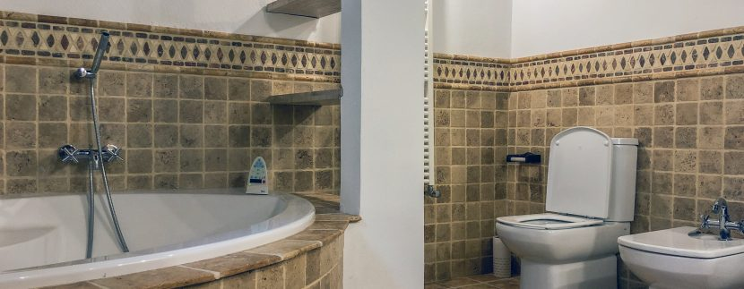 Long term rental villa Carlossa 20