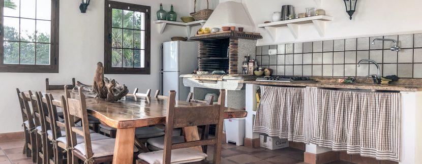 Long term rental villa Carlossa 26