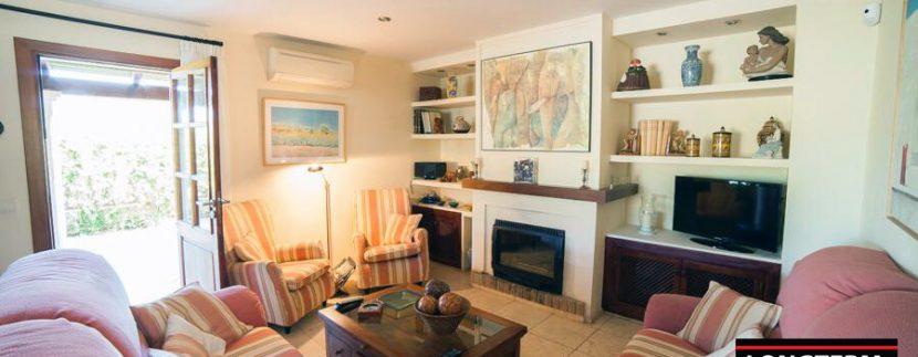 long term rental ibiza villa Cova 11