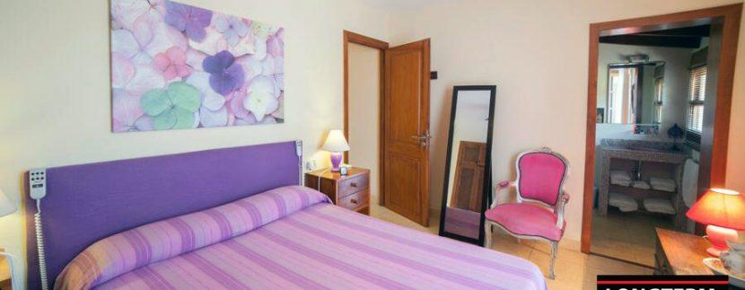 long term rental ibiza villa Cova 12