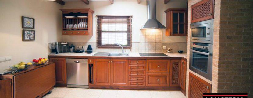 long term rental ibiza villa Cova 14