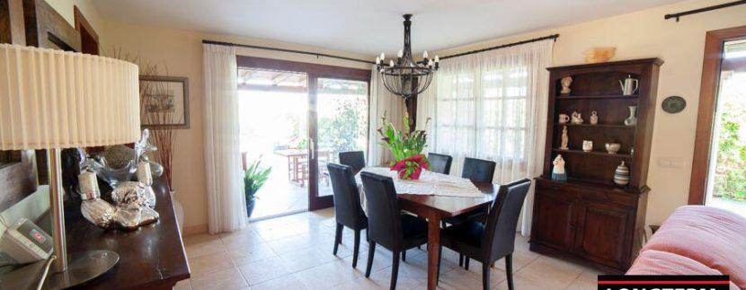 long term rental ibiza villa Cova 2