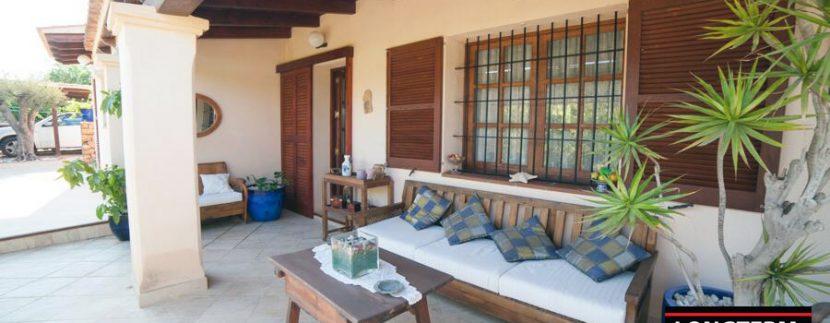long term rental ibiza villa Cova 3