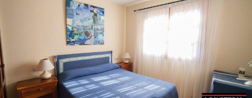 long term rental ibiza villa Cova 6