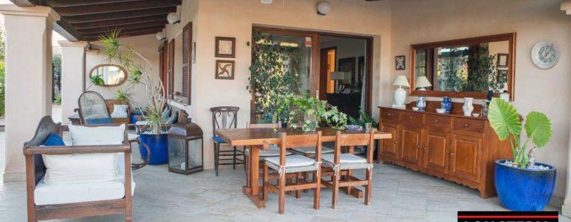 long term rental ibiza villa Cova 7