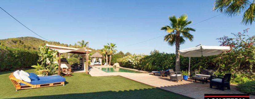 long term rental ibiza villa Cova 9