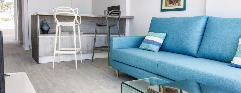 Long term rental Ibiza Apartment Boulevard 11