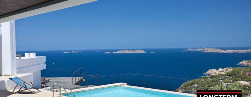 Long term rental Ibiza Villa Amor