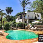 Long term rental Ibiza - Villa Campinas - Annual rental