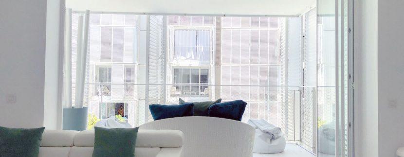 Long term rental Ibiza - Patio Blanco Cipriani, patio blanco, patio blanco for rent,