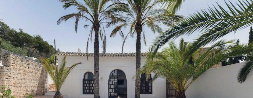 Long term rental Ibiza - Villa Alhambra 1