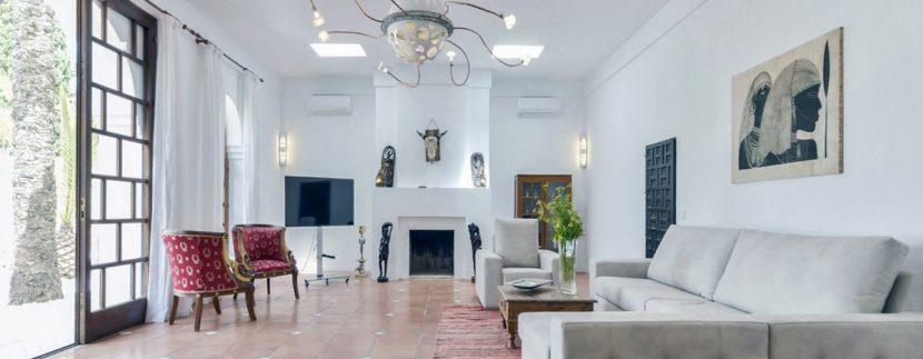 Long term rental Ibiza - Villa Alhambra 11