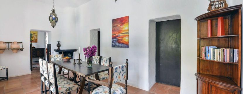 Long term rental Ibiza - Villa Alhambra 13