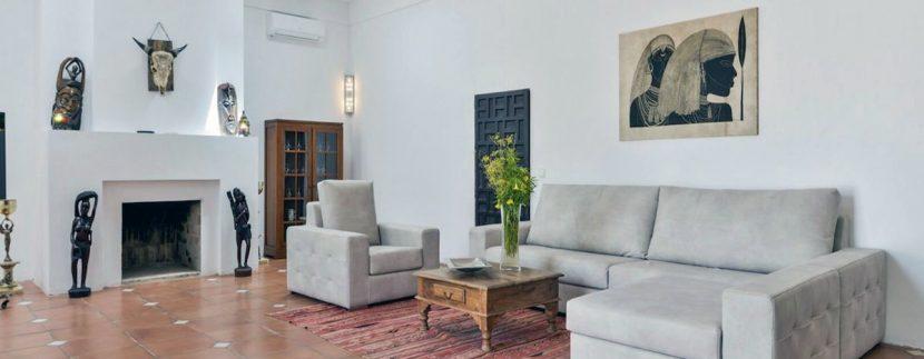 Long term rental Ibiza - Villa Alhambra 17