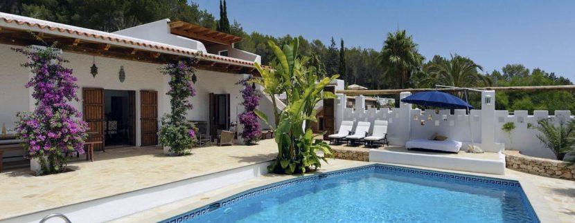 Long term rental Ibiza - Villa Alhambra 19