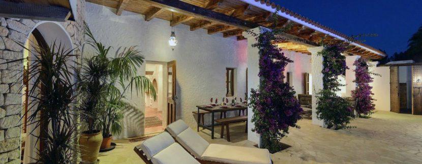 Long term rental Ibiza - Villa Alhambra 28