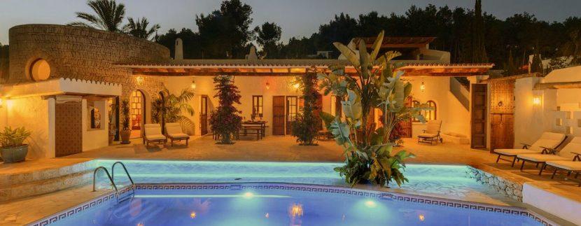 Long term rental Ibiza - Villa Alhambra 29