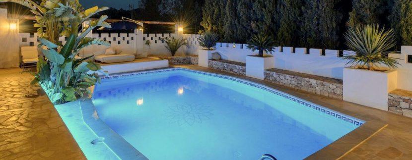 Long term rental Ibiza - Villa Alhambra 30
