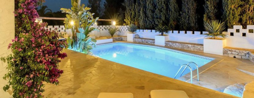 Long term rental Ibiza - Villa Alhambra 32