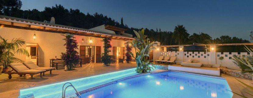 Long term rental Ibiza - Villa Alhambra 34
